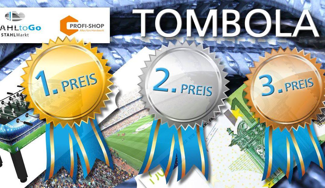 Gewinner der Tombola