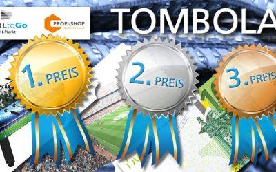 Gewinner der Weihnachts-Tombola 2016